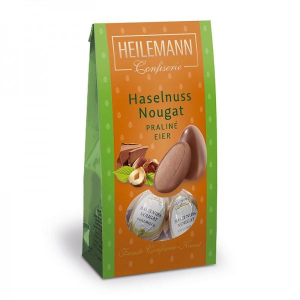 Osterbeutel Haselnuss-Nougat Praliné-Eier, 108 g