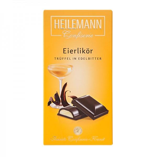 Eierlikör-Trüffel in Edelbitter-Schokolade, 100 g