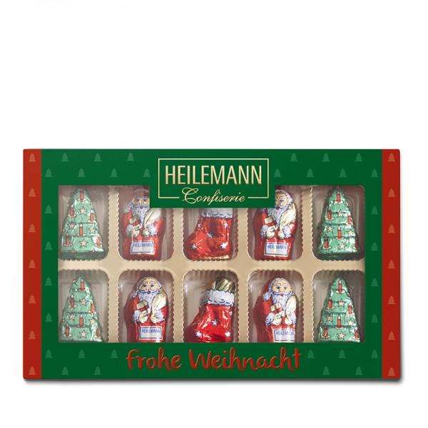 Geschenkpackung Weihnachtsfiguren, 100g