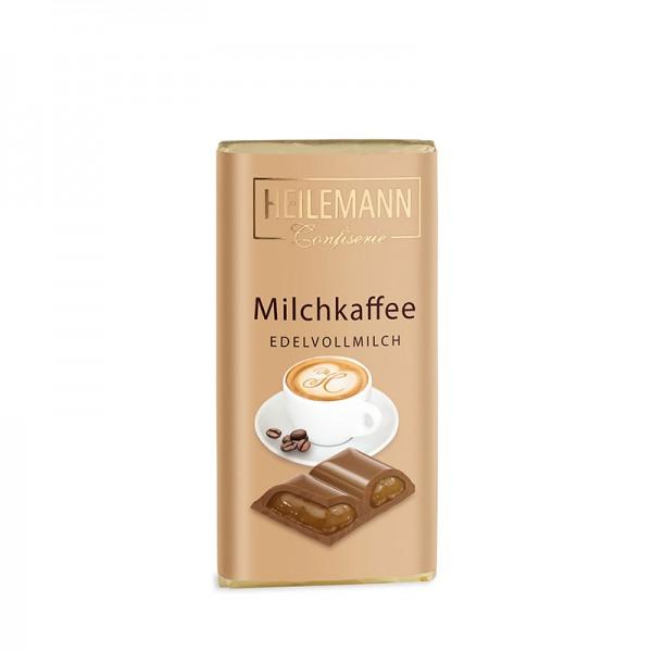 Milchkaffee in Edelvollmilch-Schokolade, 45 g