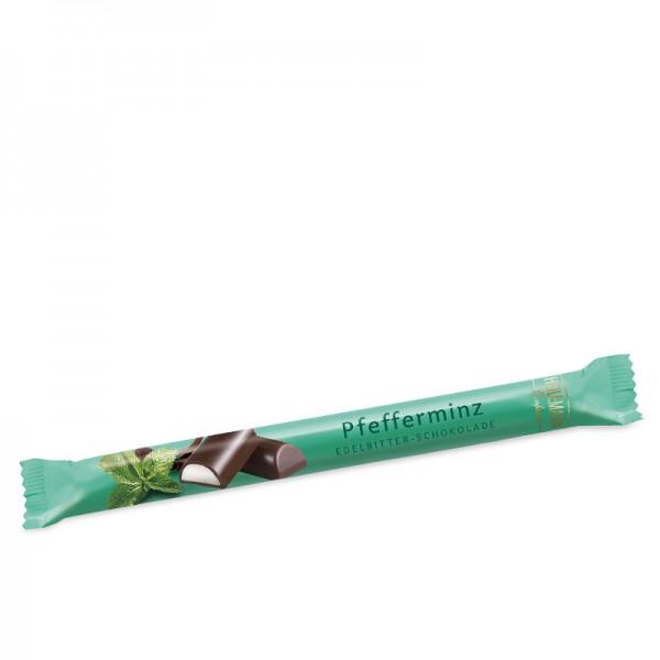 Stick Pfefferminz Zartbitter-Schokolade, 40g
