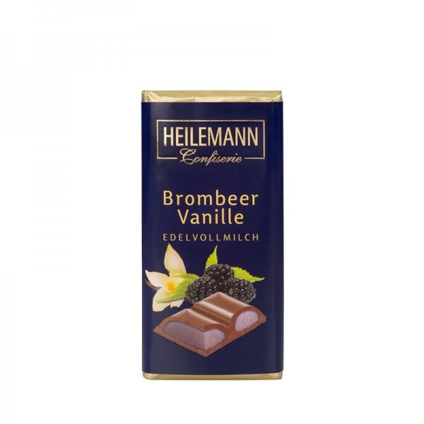 Brombeer-Vanille in Edelvollmilch-Schokolade, 45g
