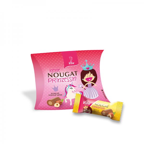 Viba kleine Nougat Prinzessin, 50 g