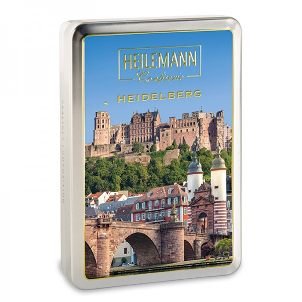 "Pralinen-Dose ""Heidelberg"", 130g"