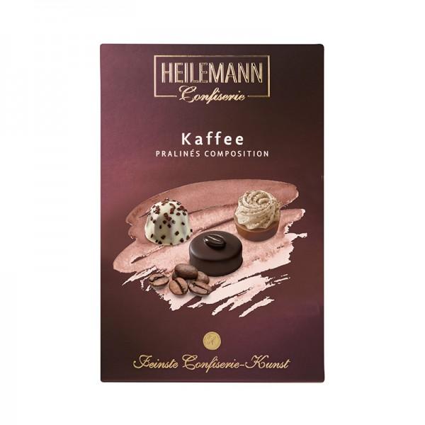Heilemann Kaffee Pralinés Composition, 119 g