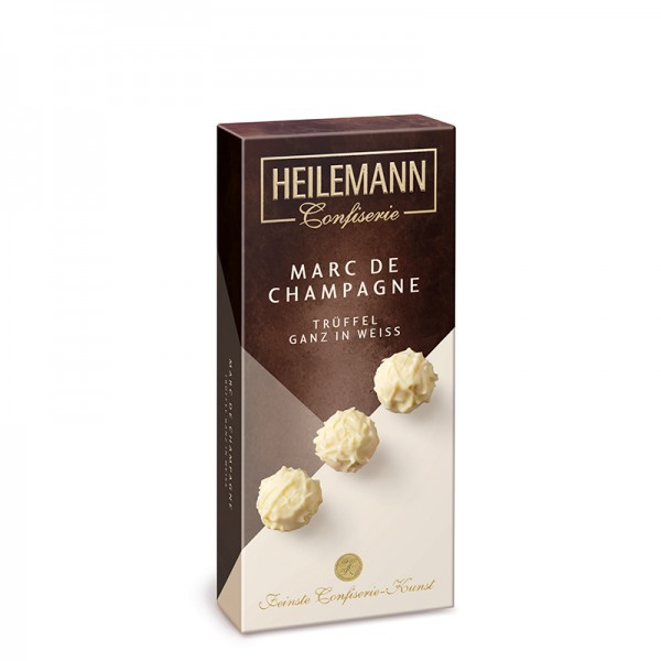Marc de Champagne Trüffel weiß, 100g