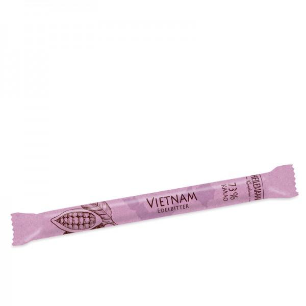 Ursprungs-Stick Vietnam 73% Edelbitter, 40g