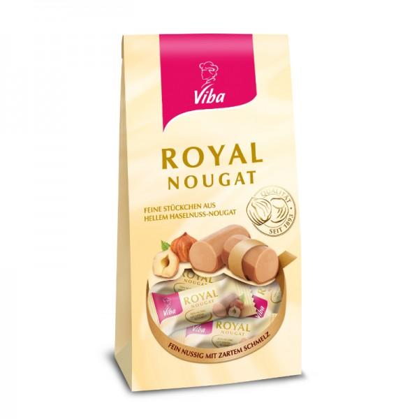 Viba Royal Nougat Beutel, 120g