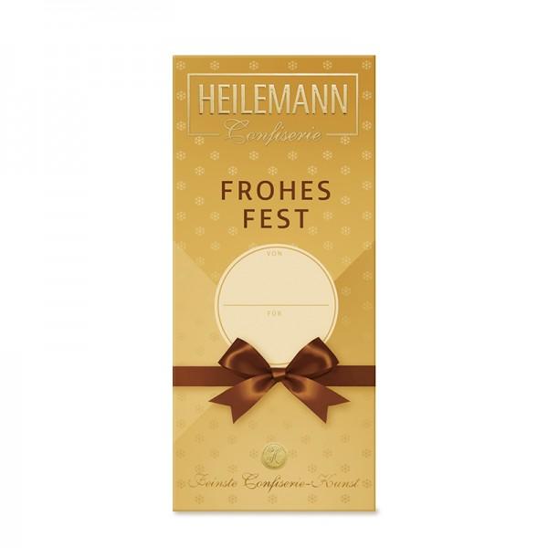 Weihnachtspost Edelvollmilch-Schokolade, 80g