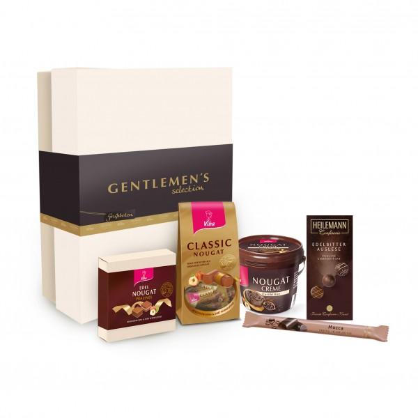 """Geschenkbox """"Gentlemen's Selection"""" groß, 730g"""