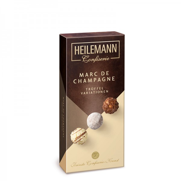 Marc de Champagne Trüffel Variation, 100g