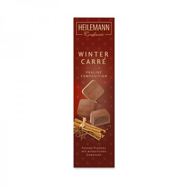 Heilemann Winter-Carré Pralinés, 40 g