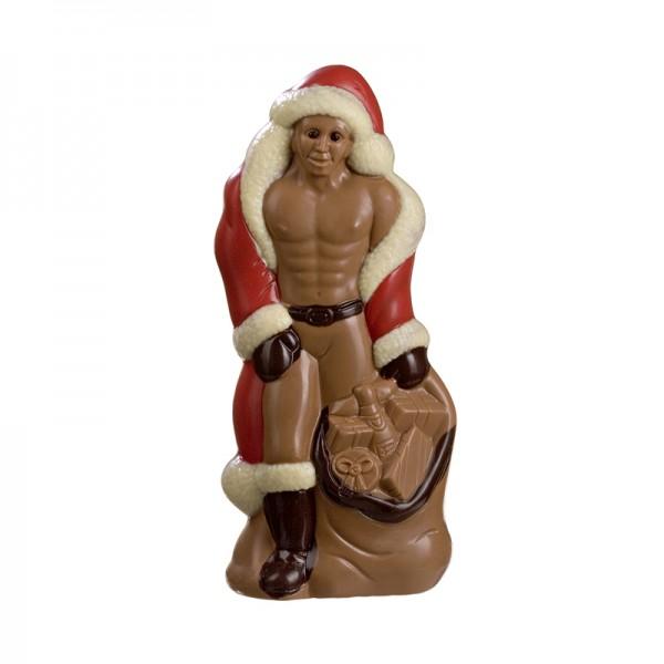 Heilemann Sexy Weihnachtsmann Edelvollmilch, 150 g