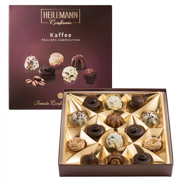 Kaffee Pralinés Composition, 160g