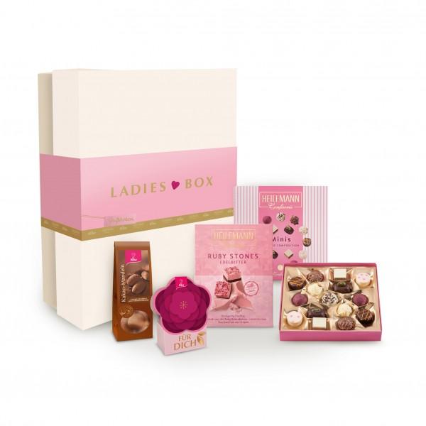 """Geschenkbox """"Ladies Box"""" groß, 327g"""