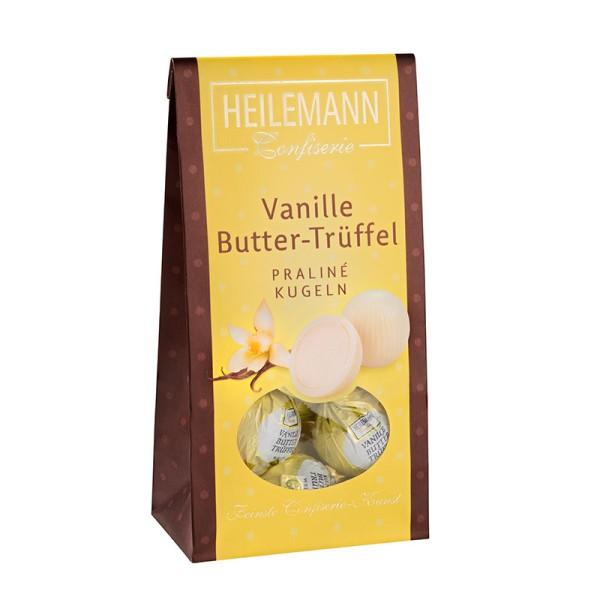 Vanille-Butter Praliné-Kugeln im Beutel, 90 g
