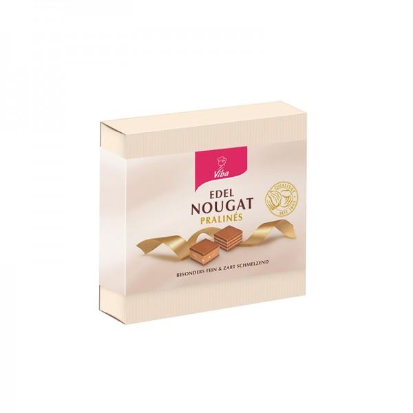 Nougat Pralinés Krokant, Schicht 100 g