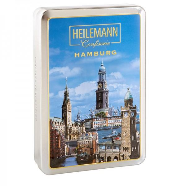 "Pralinen-Dose ""Hamburg"", 130 g"