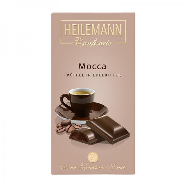 Mocca-Trüffel in Edelbitter-Schokolade, 100g