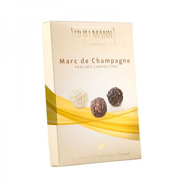 Marc de Champagne Pralinés Composition, 130g