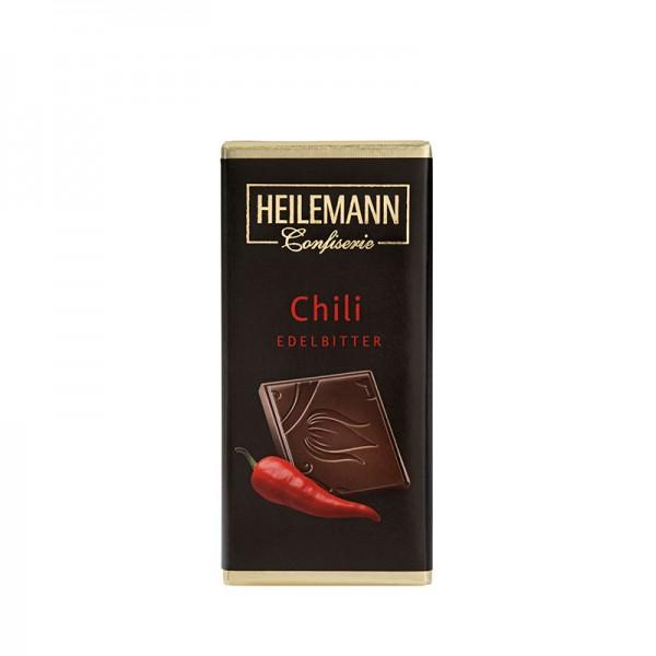 Chili Edelbitter-Schokolade, 37g