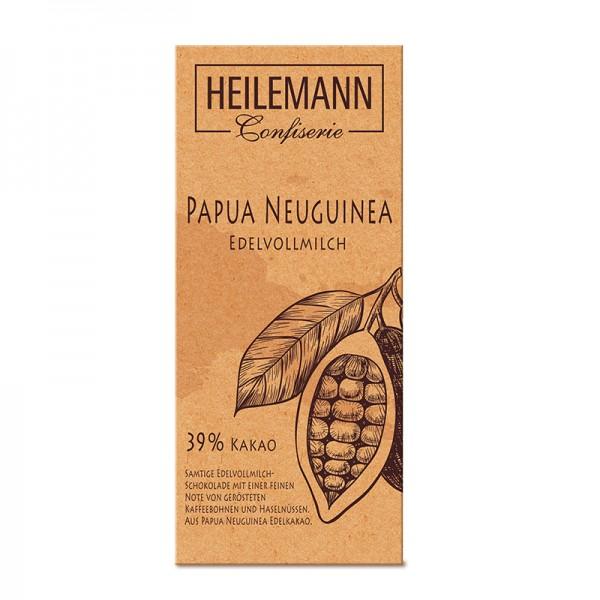 Ursprungs-Schokolade Papua Neuguinea 39 % Edelvollmilch, 80 g
