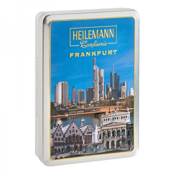 """Heilemann Pralinen-Dose """"Frankfurt"""", 130 g"""