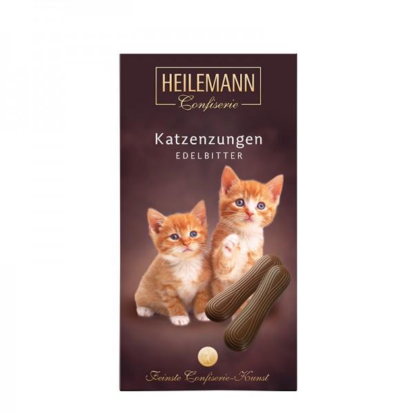 Katzenzungen aus Zartbitter-Schokolade, 75g
