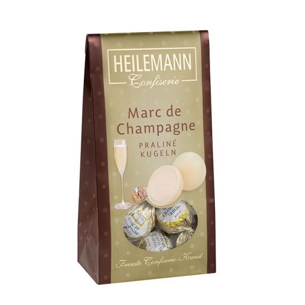 Marc de Champagne Praliné-Kugeln im Beutel, 90g