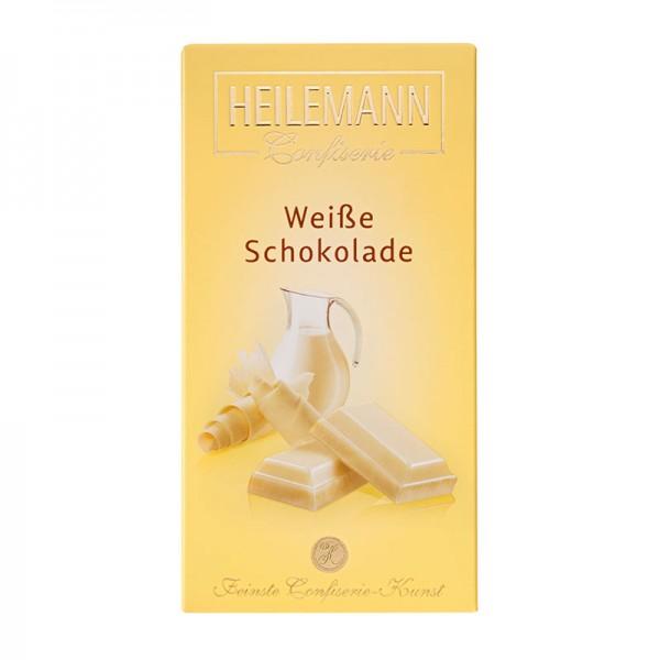 Heilemann Weiße Schokolade, 100 g