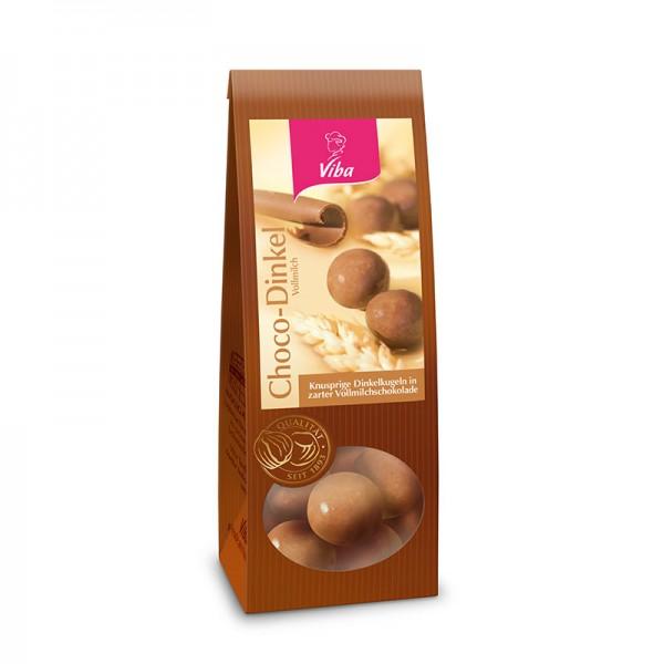 Viba Choco-Dinkel Vollmilch, 100 g