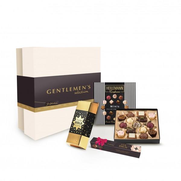 """Geschenkbox """"Gentlemen's Selection"""" klein, 301g"""