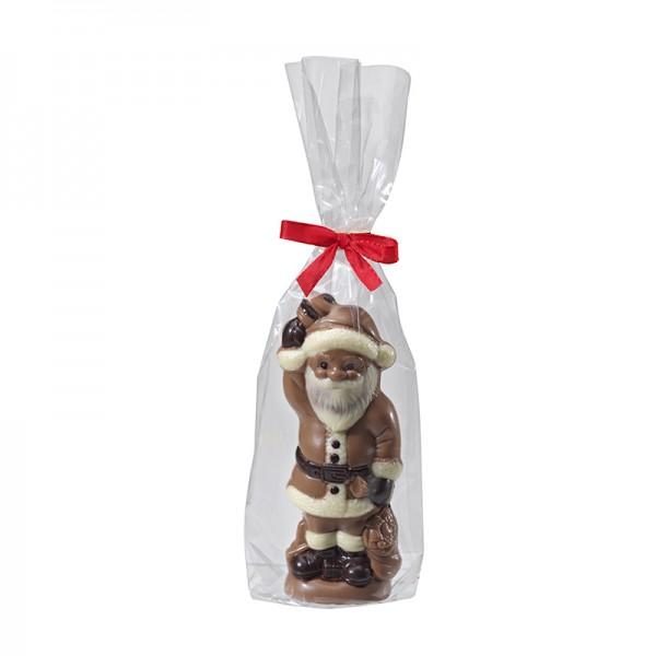 Heilemann Weihnachtsmann mit Glocke Edelvollmilch, 50 g