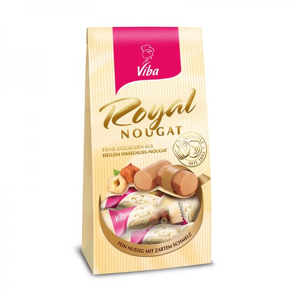 Viba Royal Nougat Beutel, 120 g