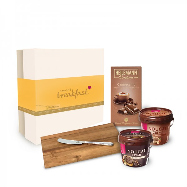 "Geschenkbox ""Sweet Breakfast"" 850 g"