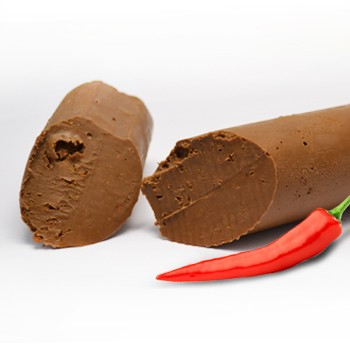 """Viba Nougatstange """"Chili"""", 250g"""