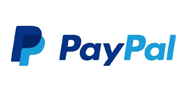 Zahlung möglich über Paypal