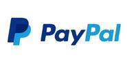 Zahlung möglich über Paypal