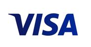 Zahlung möglich über Visa